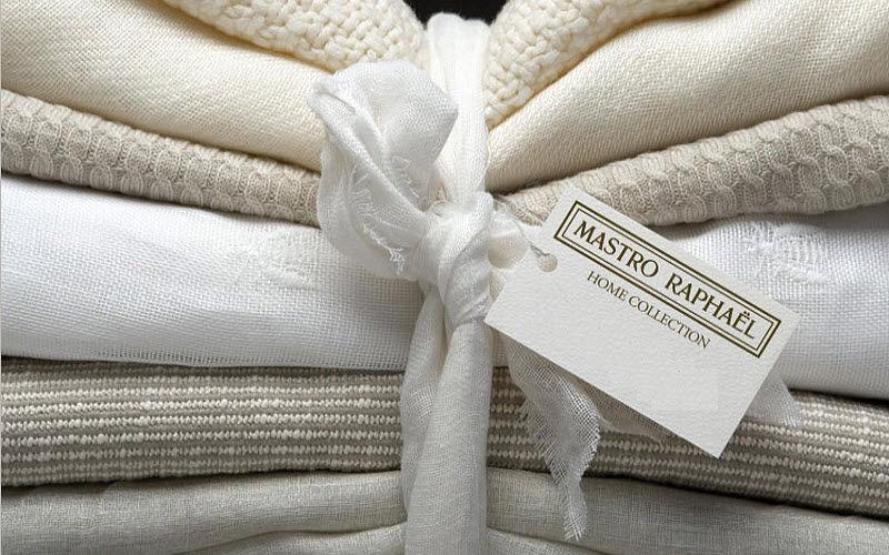 Mastro Raphael Plaid Bettdecken und Plaids Haushaltswäsche Schlafzimmer | Klassisch