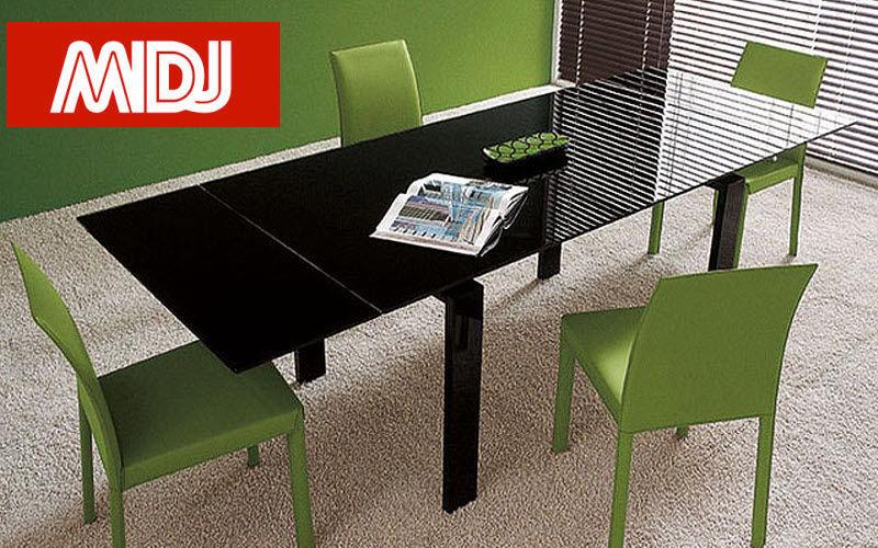 Midj Rechteckiger Esstisch Esstische Tisch  |