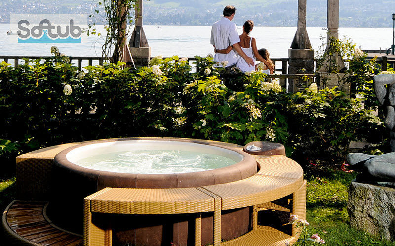 SOFTUB Aufpumpbares Spa Spas Schwimmbad & Spa  |