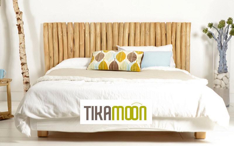 TIKAMOON Kopfteil Kopfenden Bett Betten Schlafzimmer | Exotisch