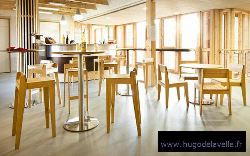 ATELIER HUGO DELAVELLE Barhocker Schemel und Beinauflage Sitze & Sofas  |