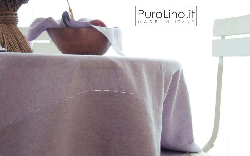 PUROLINO.it Rechteckige Tischdecke Tischdecken Tischwäsche Esszimmer   Design Modern