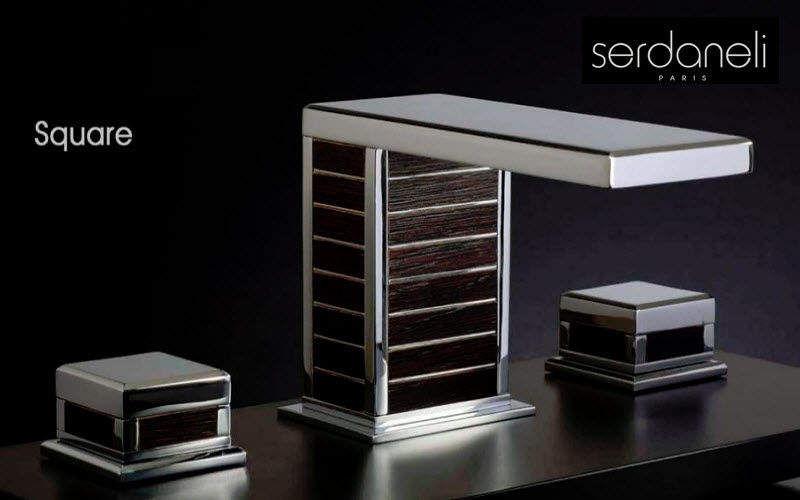 Serdaneli International 3-Loch waschtisch Wasserhähne Bad Sanitär Badezimmer   Design Modern