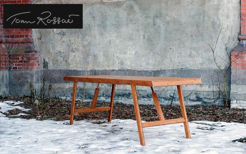 Tom Rossau Ausziehbarer Tisch Esstische Tisch  |