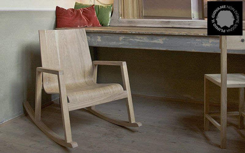 PLINIO IL GIOVANE Schaukelstuhl Sessel Sitze & Sofas  |