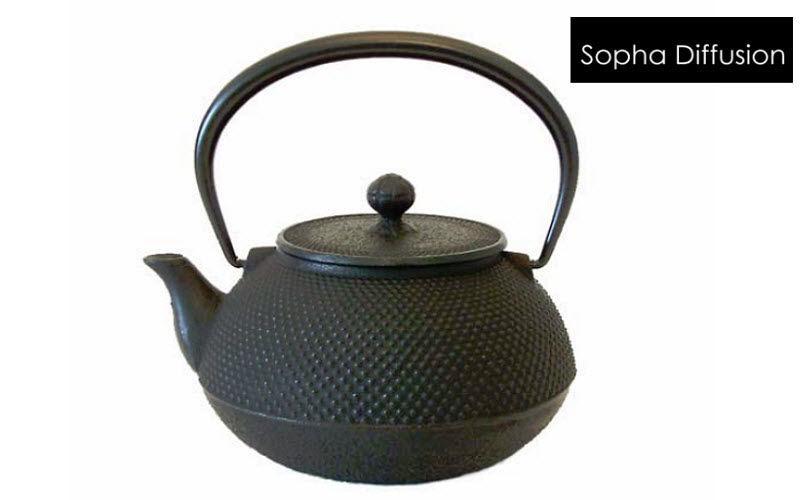 Sopha Diffusion Teekanne Kaffee- und Teekannen Geschirr   