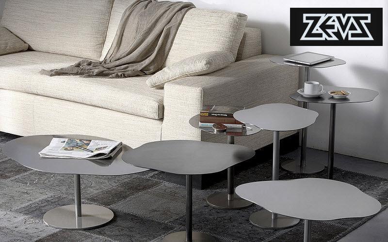 Zeus Beistelltisch Beistelltisch Tisch Wohnzimmer-Bar | Design Modern