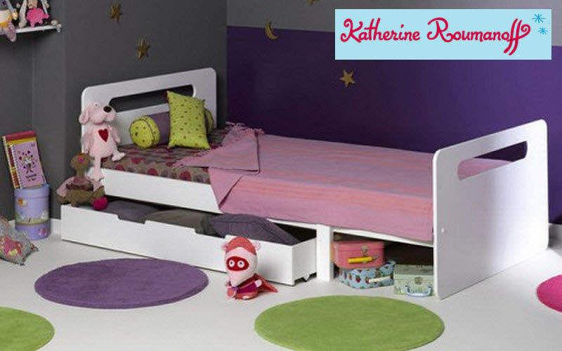 Katherine Roumanoff Kinder Schubladen Bett Kinderzimmer Kinderecke  |