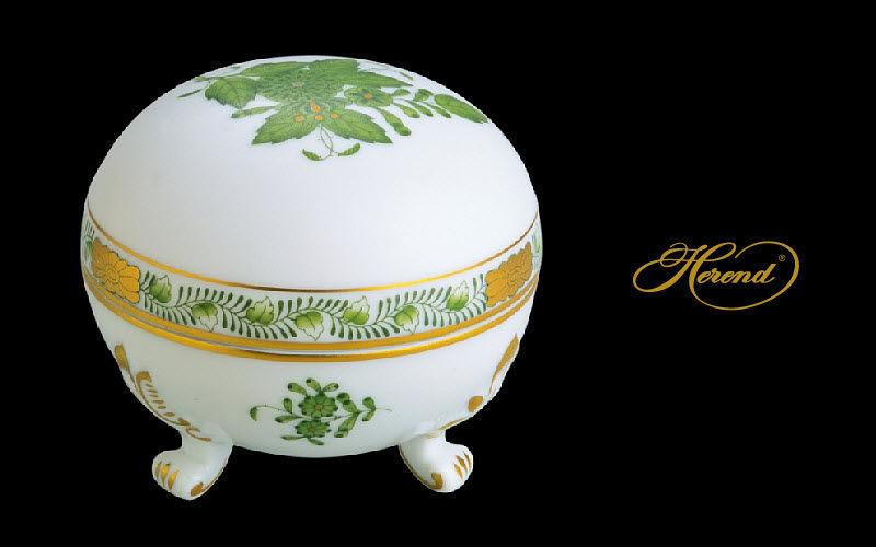 Herend Bonbon-Dose Schalen und Gefäße Dekorative Gegenstände  |