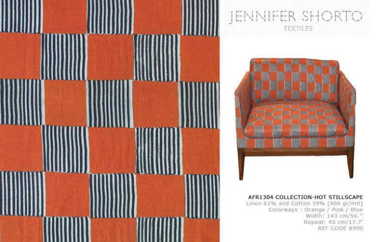 JENNIFER SHORTO Sitzmöbel Stoff Möbelstoffe Stoffe & Vorhänge  | Exotisch