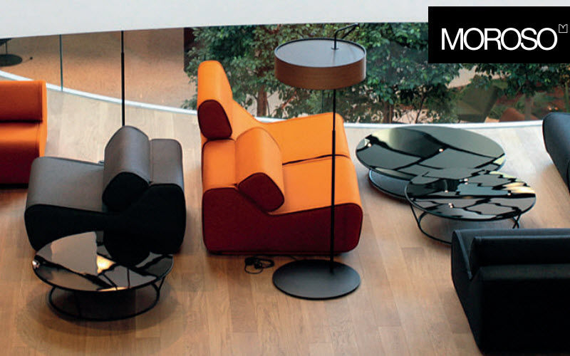 Moroso Wohnzimmersitzgarnitur Couchgarnituren Sitze & Sofas   
