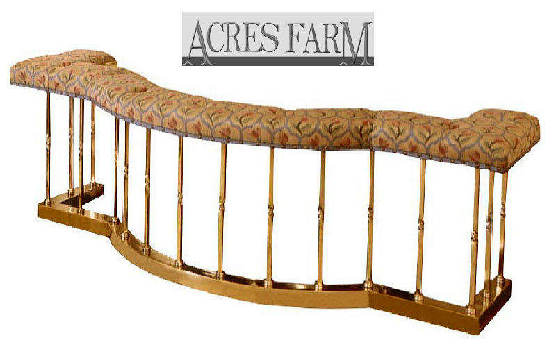ACRES FARM Kaminbank Kamine Kamin  |