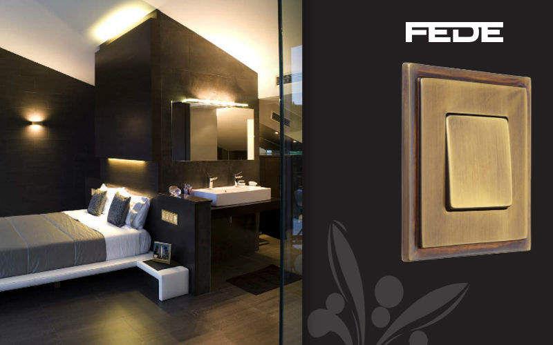 FEDE Lichtschalter Elektroinstallation Innenbeleuchtung  |