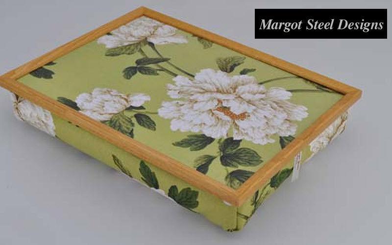 Margot Steel Designs Frühstückstablett Platte Küchenaccessoires  |