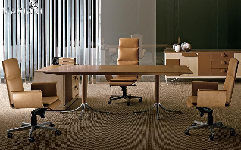 I 4 MARIANI Direktionsschreibtisch Schreibtische & Tische Büro   