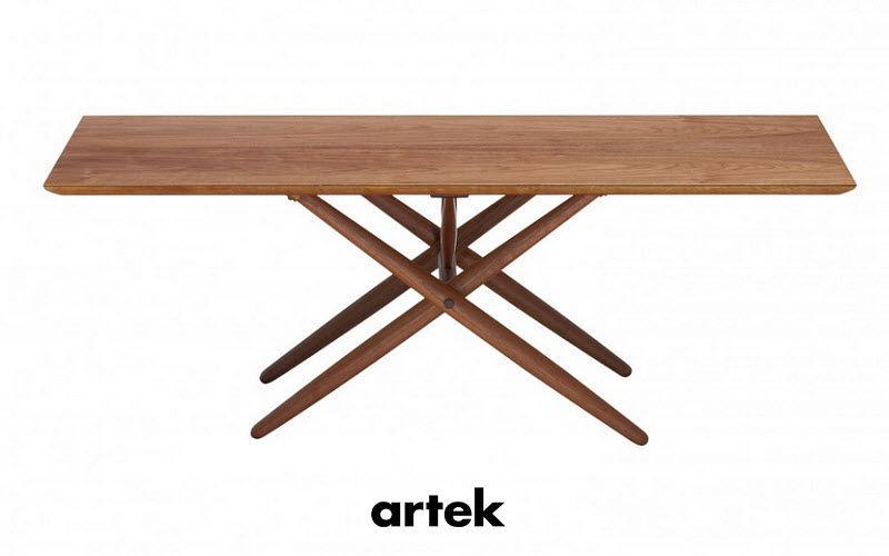 Artek Rechteckiger Esstisch Esstische Tisch  |