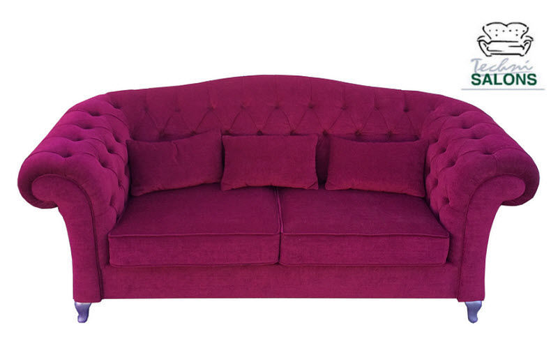 Techni Salons Chesterfield Sofa Sofas Sitze & Sofas  |