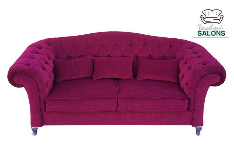 Techni Salons Chesterfield Sofa Sofas Sitze & Sofas  |