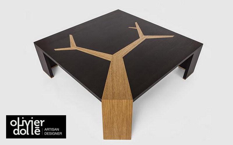 OLIVIER DOLLE Couchtisch quadratisch Couchtische Tisch  |