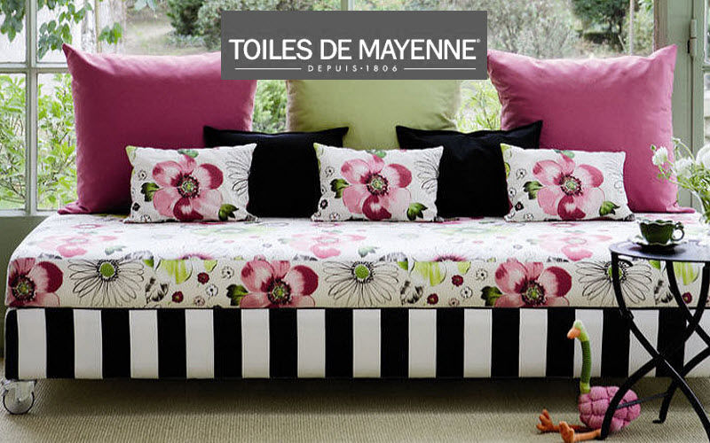 Toiles De Mayenne Sitzmöbel Stoff Möbelstoffe Stoffe & Vorhänge  |