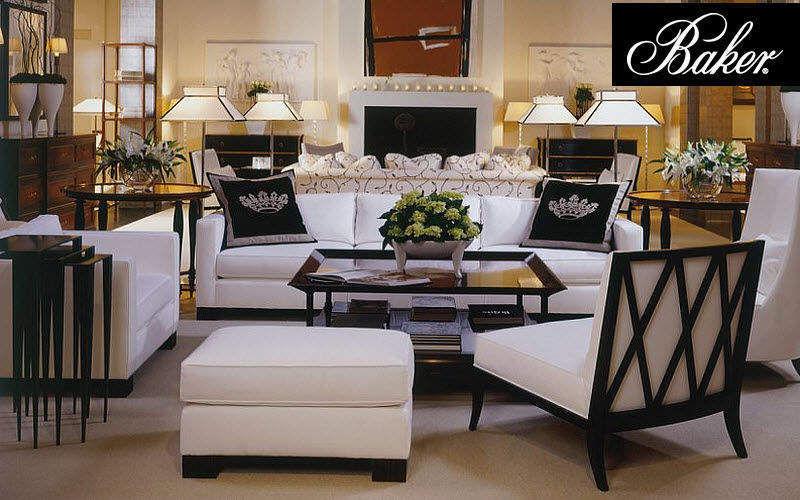 Baker Wohnzimmersitzgarnitur Couchgarnituren Sitze & Sofas  |