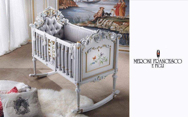 Meroni Francesco Wiege Kinderzimmer Kinderecke  | Klassisch