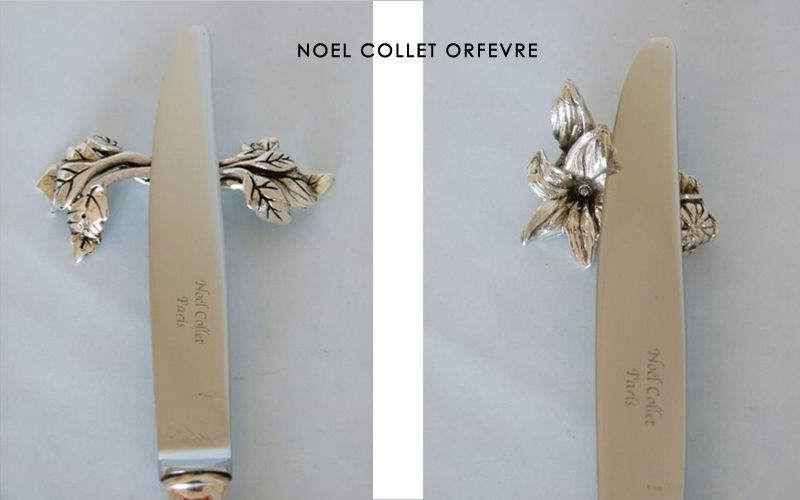 NOEL COLLET Orfèvre Messerhalter Messer Bestecke  |