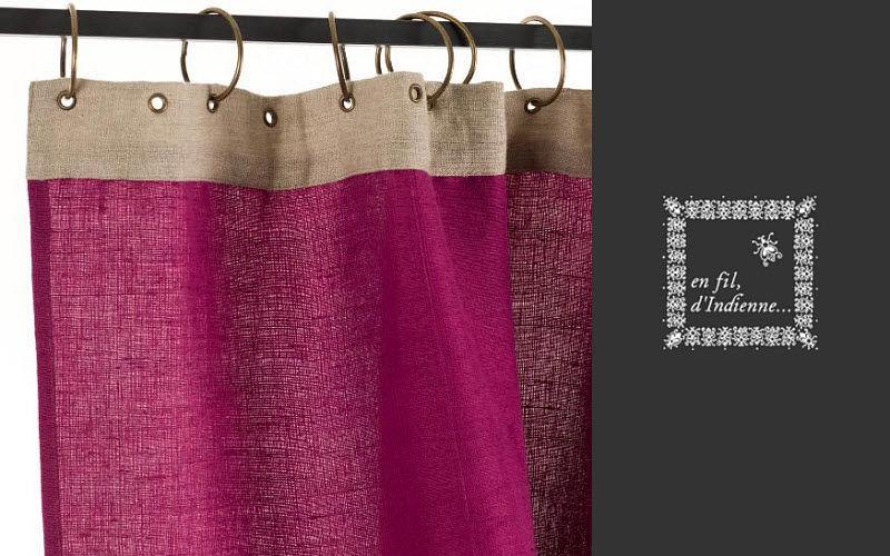 En Fil d'Indienne Fertigvorhänge Vorhang Stoffe & Vorhänge  |