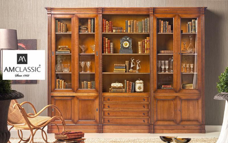 AM classic FURNITURE Bibliothek Bücherregale Regale & Schränke  |