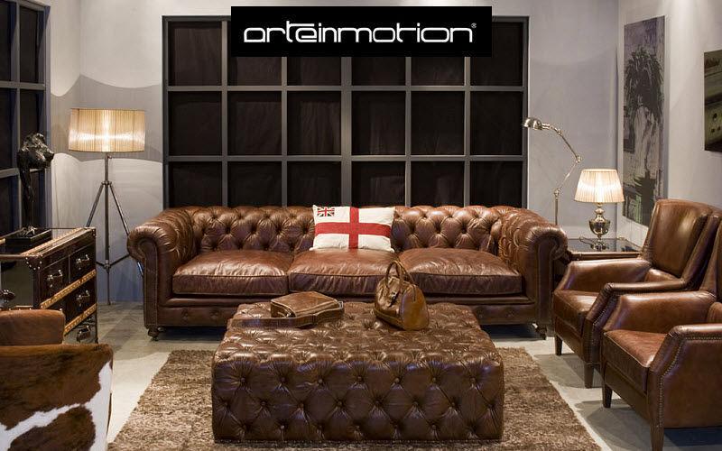 ARTEINMOTION Wohnzimmersitzgarnitur Couchgarnituren Sitze & Sofas  |