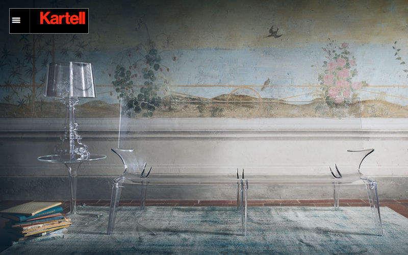 Kartell Sofa 2-Sitzer Sofas Sitze & Sofas  |