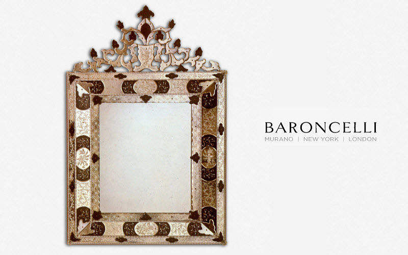 Baroncelli Spiegel Spiegel Dekorative Gegenstände  |