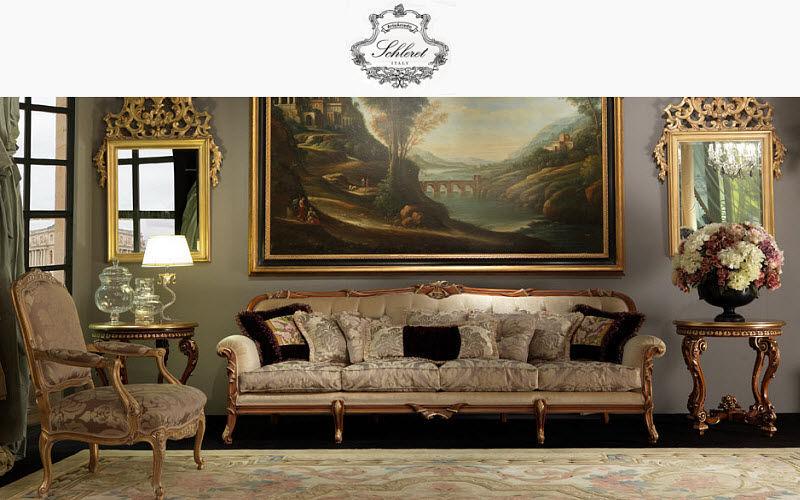 Schleret Wohnzimmersitzgarnitur Couchgarnituren Sitze & Sofas  | Klassisch