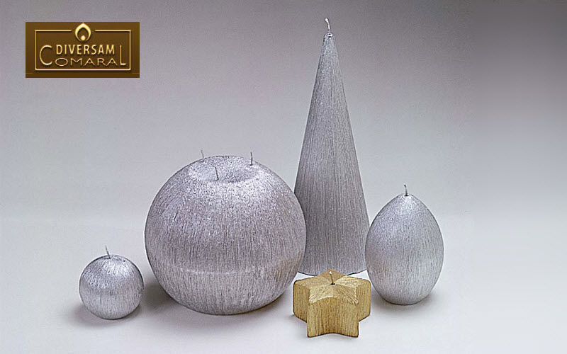DIVERSAM COMARAL Kerze Kerzen und Kerzenständer Dekorative Gegenstände  |