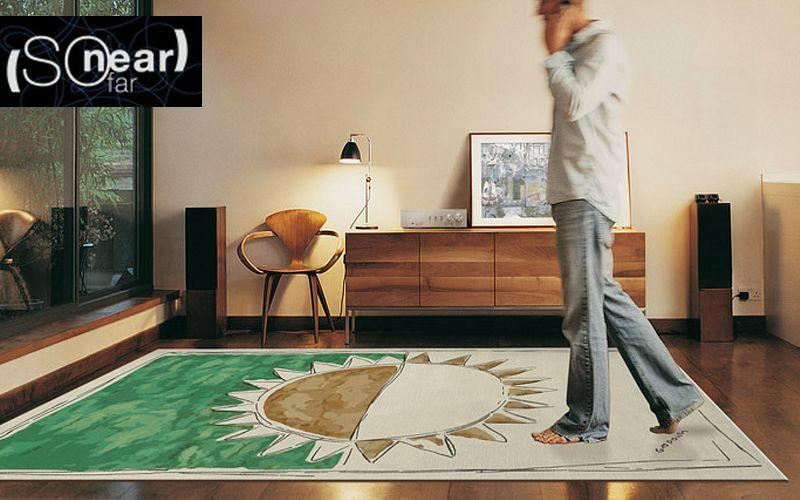 SoFar SoNear Moderner Teppich Moderne Teppiche Teppiche  |