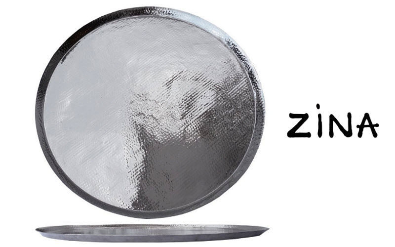 ZINA Tablett Platte Küchenaccessoires  | Exotisch