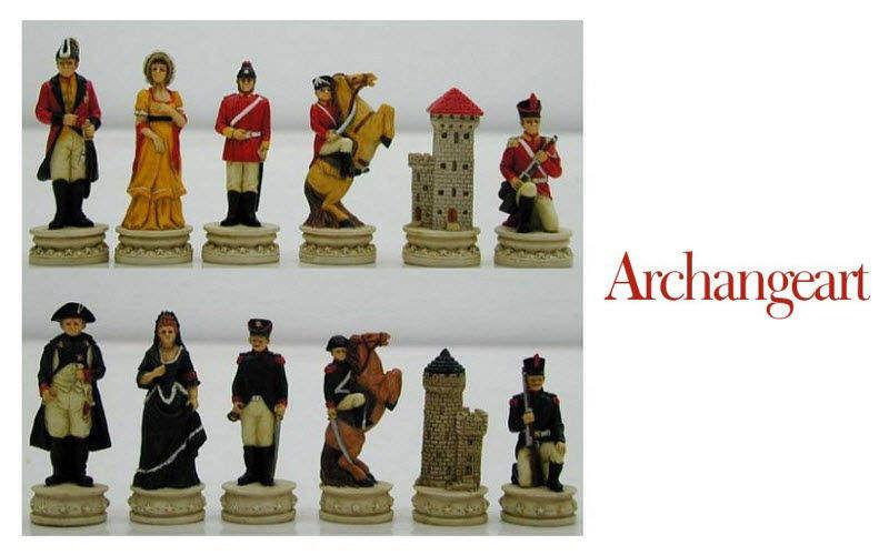 ARCHANGEART Schach Gesellschaftsspiele Spiele & Spielzeuge  |