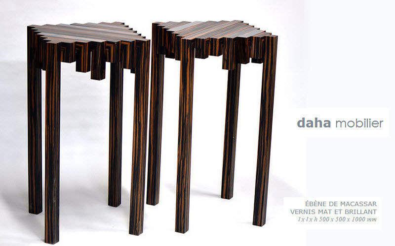 DAHA MOBILIER Schemel Beistelltisch Tisch  |