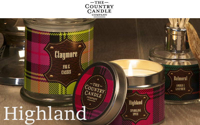 THE COUNTRY CANDLE COMPANY Duftkerze Düfte Blumen & Düfte  |