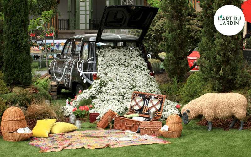 L'art Du Jardin     |