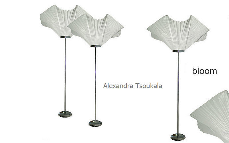 ALEXANDRA TSOUKALA Stehlampe Stehlampe Innenbeleuchtung  | Unkonventionell