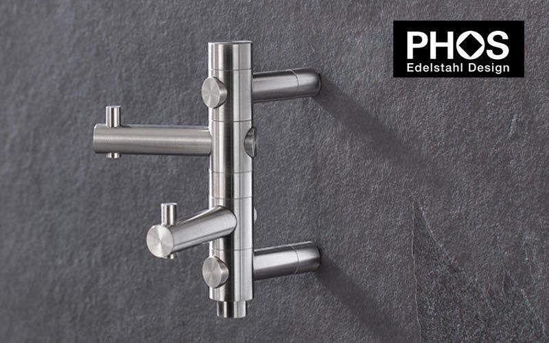 PHOS Design Badezimmerkleiderhaken Badezimmeraccessoires Bad Sanitär  |