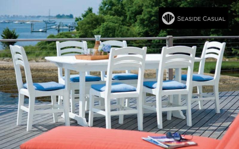 Seaside Casual Furniture Garten Esszimmer Gartentische Gartenmöbel  |
