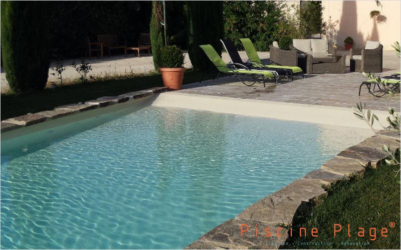 PISCINE PLAGE Naturpool Schwimmbecken Schwimmbad & Spa  |
