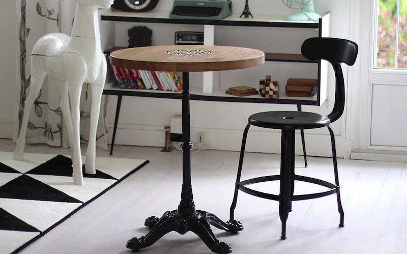 Ardamez Bistrotisch Esstische Tisch   