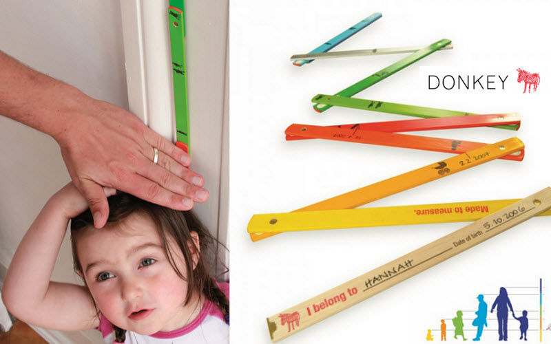 Messlatte dekoration f r kinder decofinder for Kinder dekoration