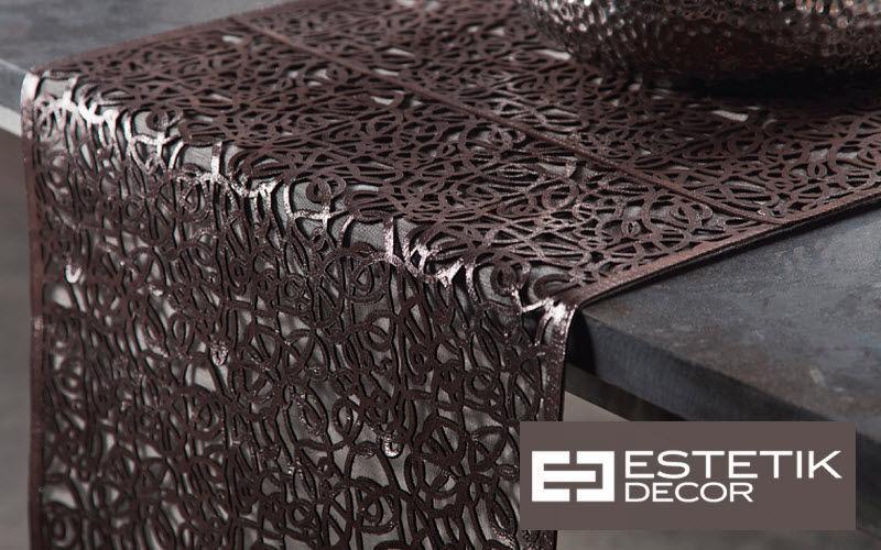 Estetik Decor Tischläufer Tischdecken Tischwäsche  |