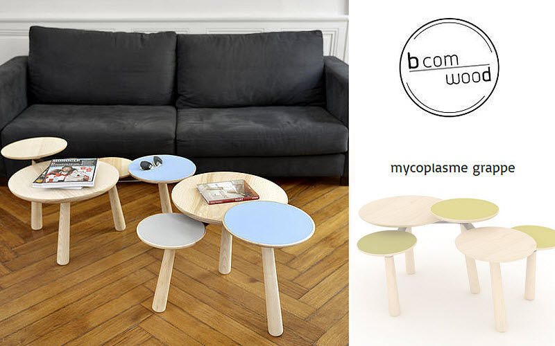 BCOMWOOD Originales Couchtisch Couchtische Tisch   