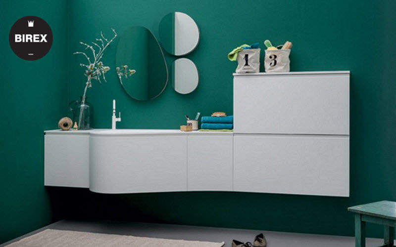 BIREX Badezimmermöbel Badezimmermöbel Bad Sanitär  |