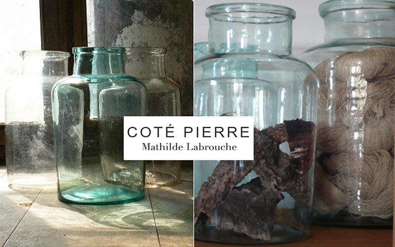 Cote Pierre Glas Aufbewahrung (Dosen-Töpfe-Gläser) Küchenaccessoires  |